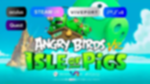 Angry Brids VR - Isle Of Pigs.webp