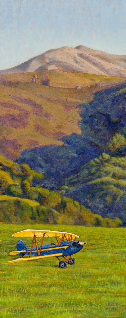 """Late Afternoon, Millerton Creek"""