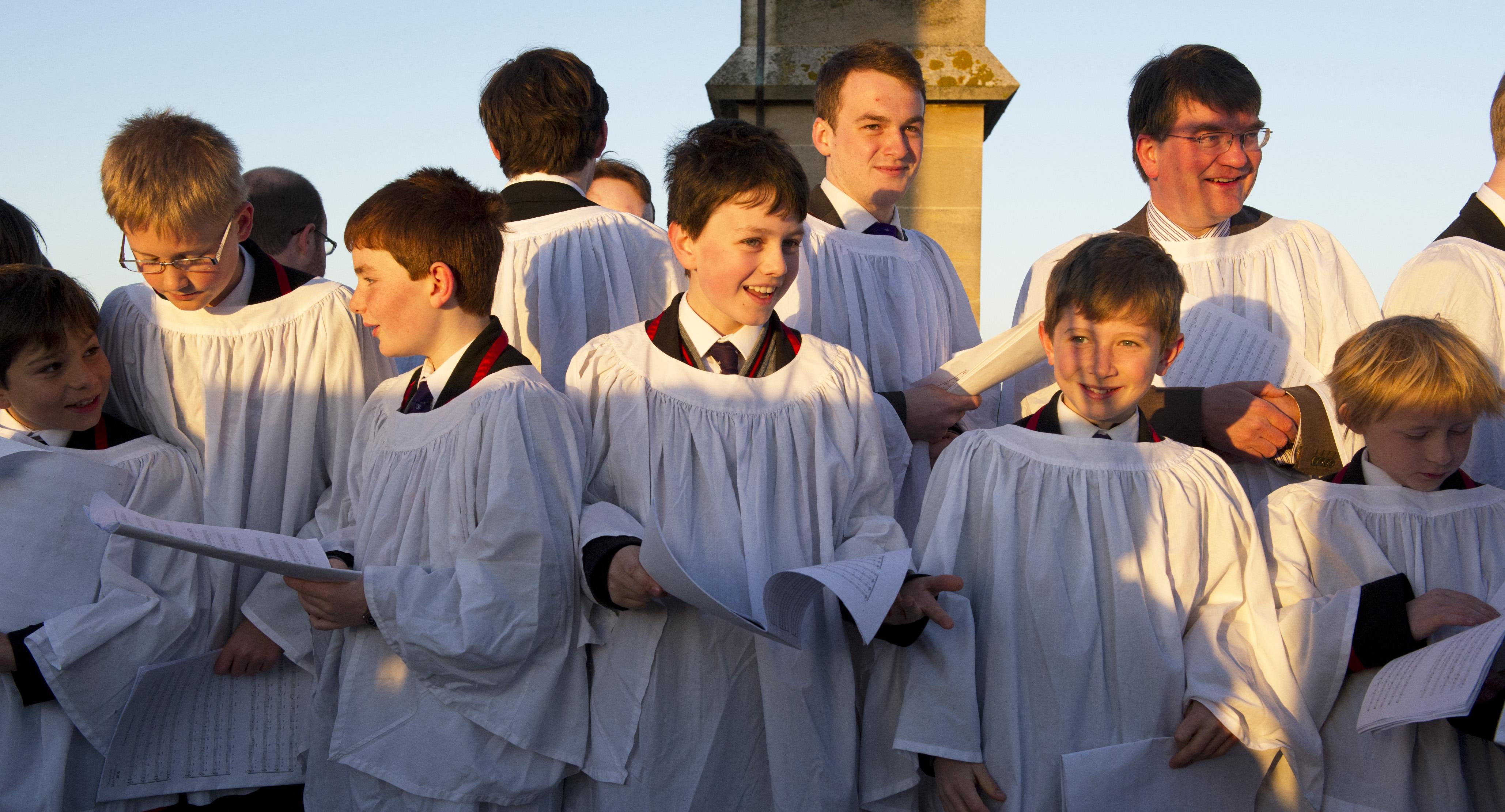 Magdalen College Choir