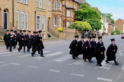 choristers crossing