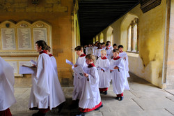 choir procession
