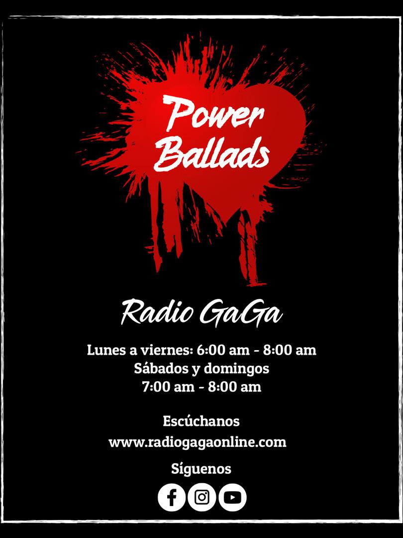Power Ballads