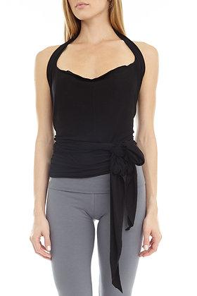 Satya Yogawear 'Mudra' Wrap Black