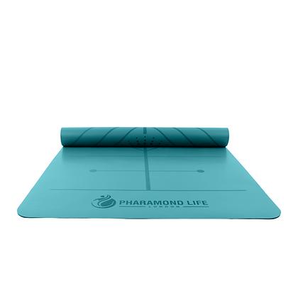 Pharamond Life - Terra Grip Yoga Mat Forrest Green