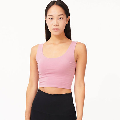 Groceries Apparel Fitted Crop/ 3 Colors