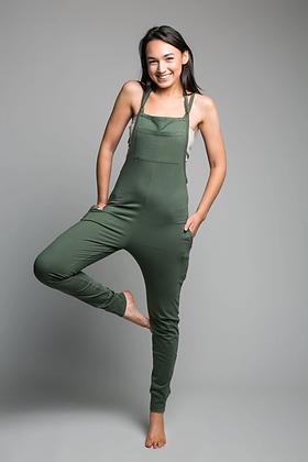 Satya Yogawear 'Mudra' Drop Crotch Yoga Jumpsuit