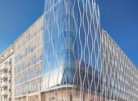 The Flow Building je před svým dokončením v červenci pronajata ze 75 %