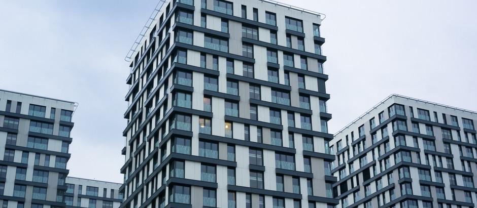 Pokles poptávky po kancelářích v Praze ve třetím čtvrtletí