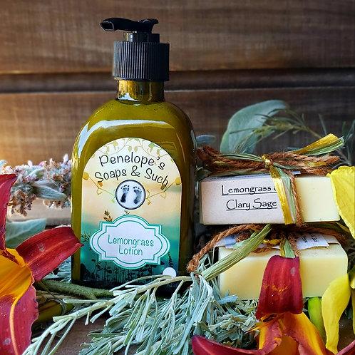 Lemongrass Body & Hand Lotion