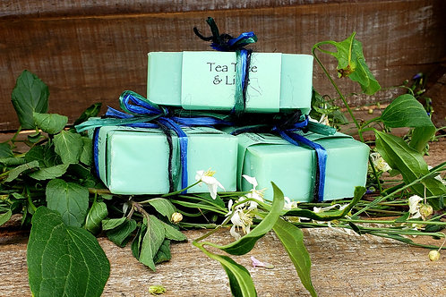 Tea Tree and Lime Soap