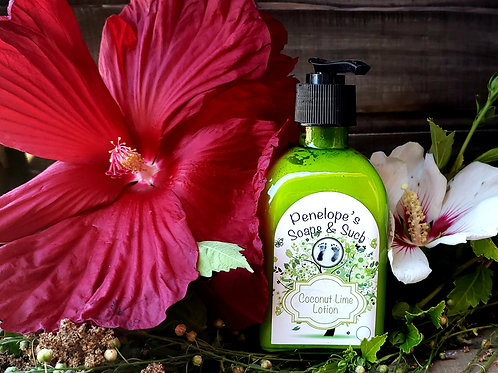 Coconut Lime Body & Hand Lotion