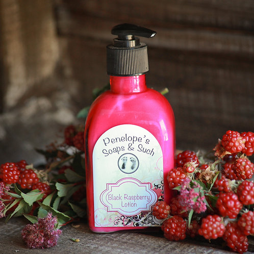 Black Raspberry Body & Hand Lotion