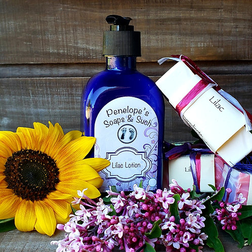 Lilac Body & Hand Lotion