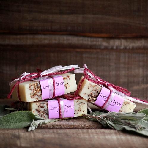 Lavender Spearmint Soap -Squares