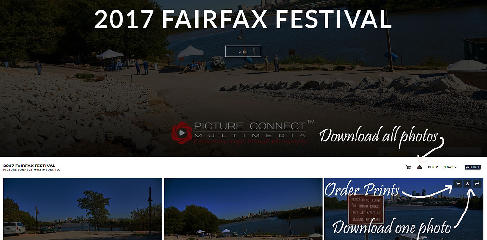 Photo Gallery Download and Print Order Photo for 2017 Fairfax Festival