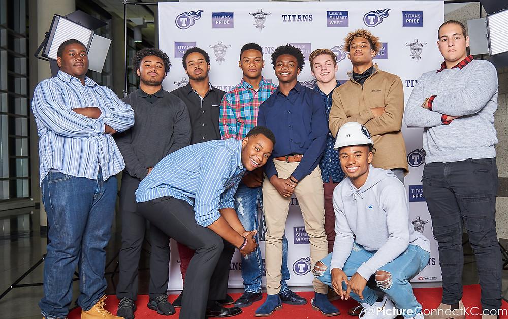 2017 Titan Football Banquet