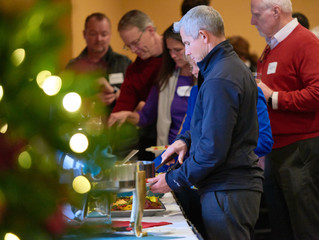 2019 December Fairfax Industrial Association Holiday Happy Hour at Argosy Casino