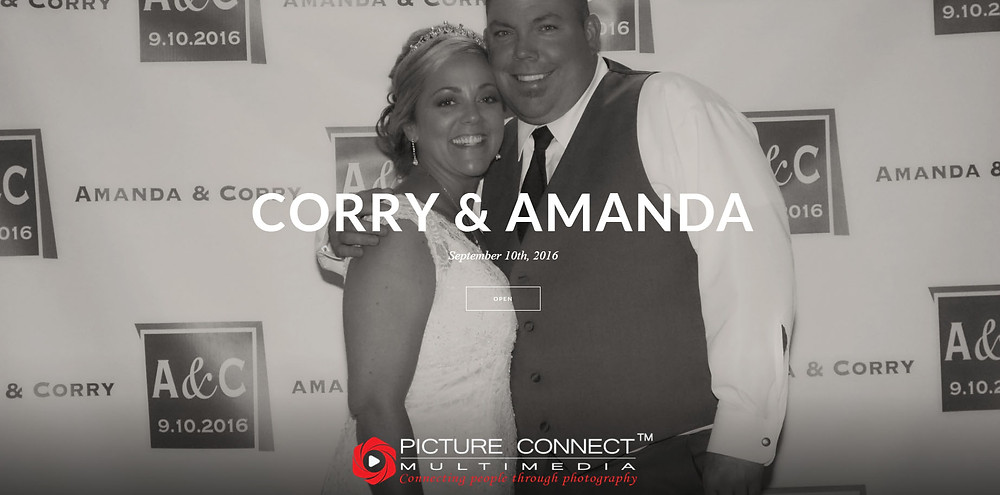 Wedding Photobooth by Picture Connect Multimedia: gallery header photo