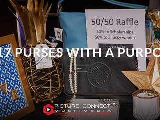2017 Purses with a Purpose presented by the Kansas City Kansas Women's Chamber of Commerce