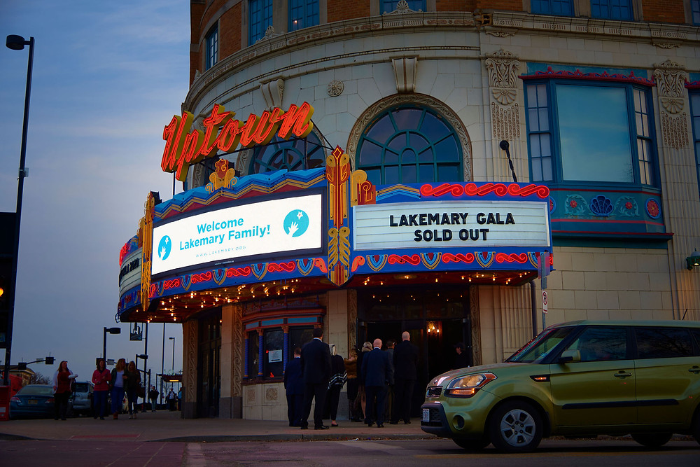 Lakemary Gala 2020 at the Uptown Theater captured by Picture Connect for Kansas City Magazine