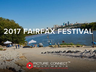 The 2017 Fairfax Festival is a fun experience with live music, games, drinks, and meeting people.