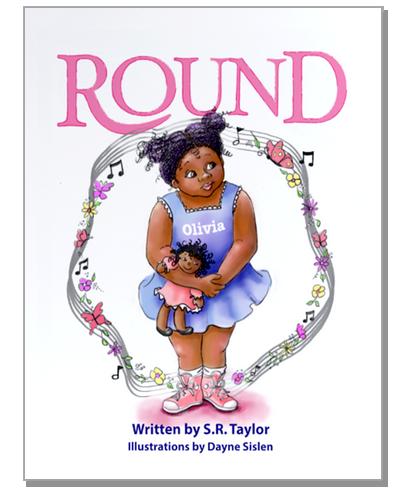 Children's book cover design by Dayne Sislen