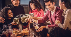 Hennessy holiday campaign