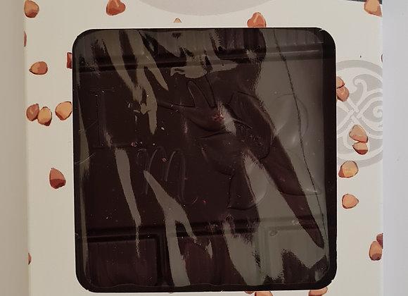 Chocolat noir Sarrasin