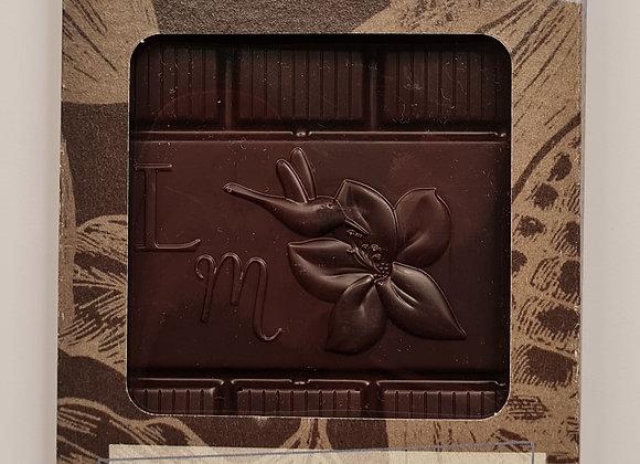 Tablette 81% de cacao Origine Equateur