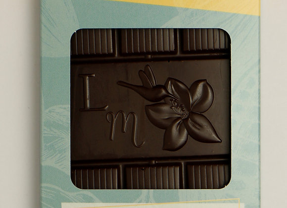 Tablette de Chocolat Noir 75% de cacao origine Equateur