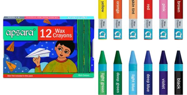 Crayons Apsara