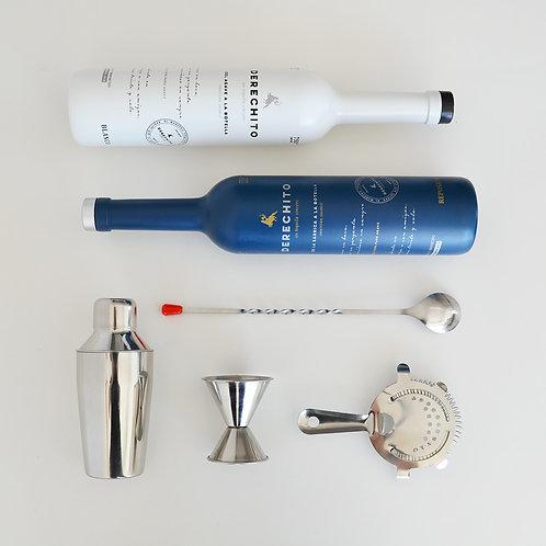 Kit de coctelería