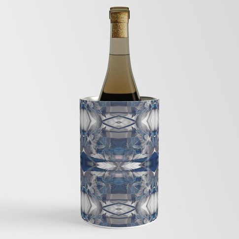 Sweet in blue Wine chillers