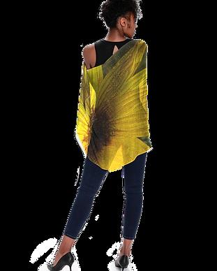 Sunflower - Modal Scarf