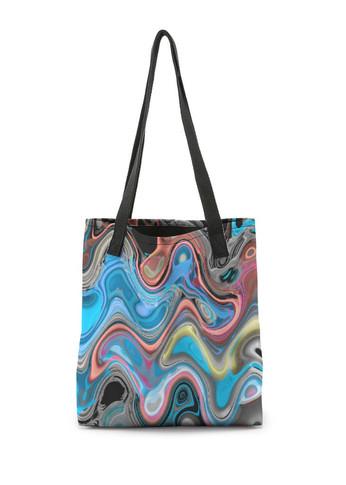 Waves - Tote Bag