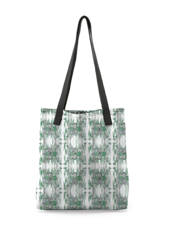 Clover in Green - Tote Bag
