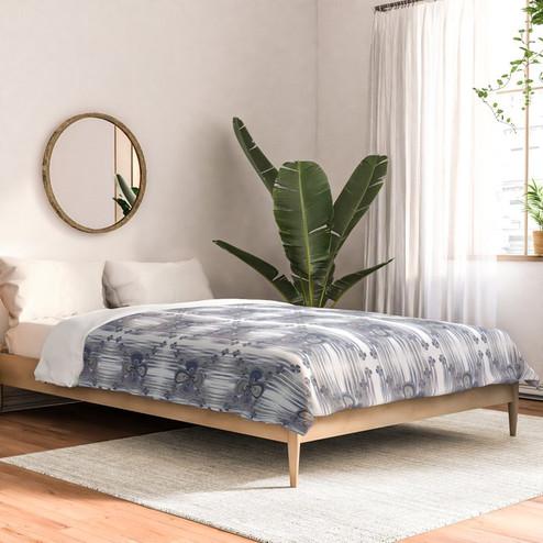 Clover in blue - Comforters