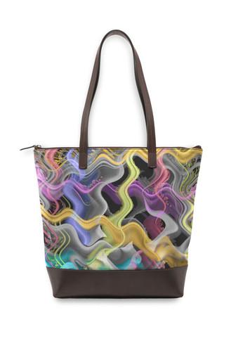 Wavy - Statement Bag