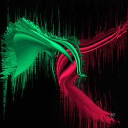 Passion green red