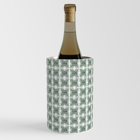 Clover in green Wine chillers