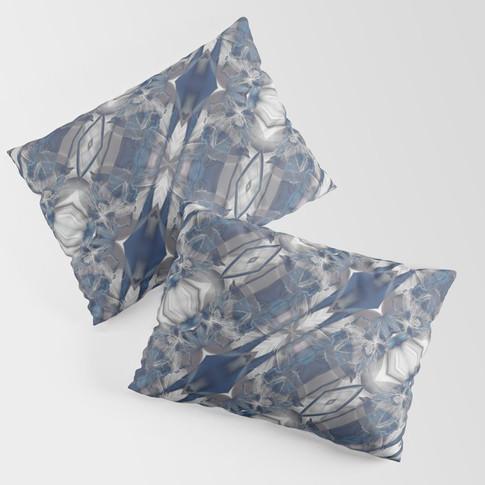Sweet in blue - Pillow sham