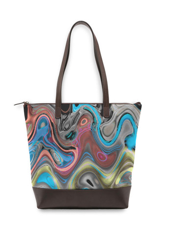Waves - Statement Bag
