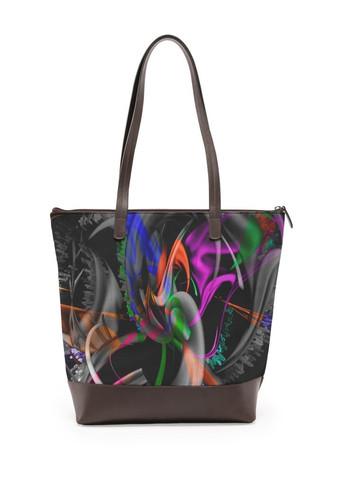 Cosmos Statement Bag