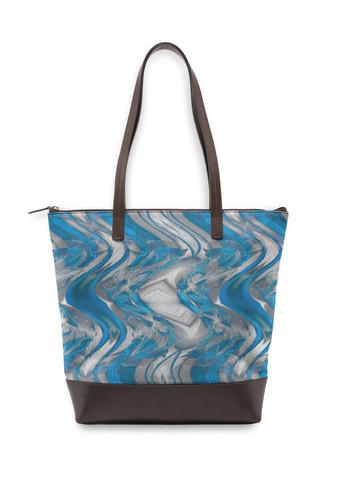 Dreams in blue - Statement Bag