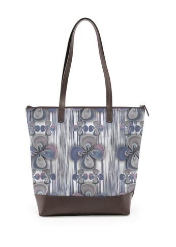 Clover Blue - Statement bag