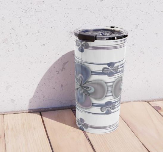 Clover - Travel mug