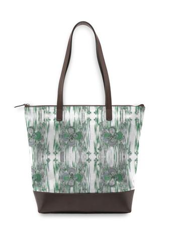 Clover in Green - Statement Bag