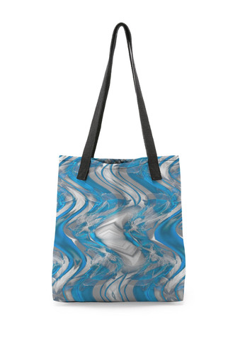 Dreams in Blue - Tote Bag