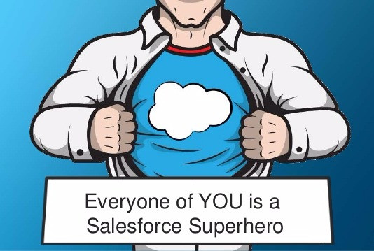 Salesforce Superhero at Force0six
