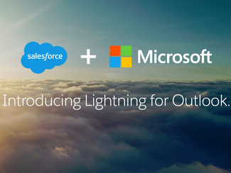 Salesforce and Microsoft - Introducing Salesforce Lightning for Outlook | Force0six
